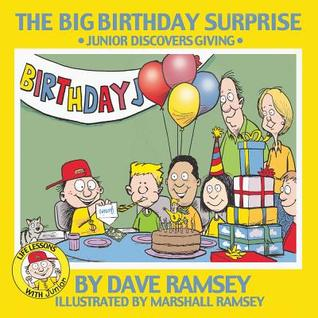 The Big Birthday Surprise by Dave Ramsey
