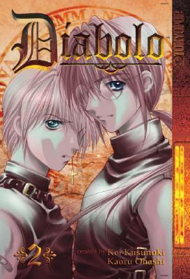 Diabolo, Volume 02 by Kei Kusunoki