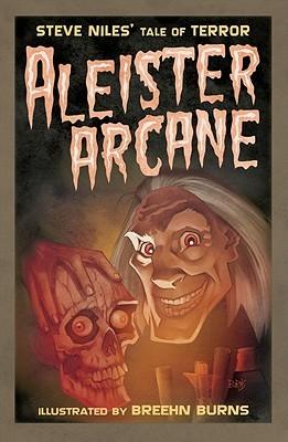 Aleister Arcane by Steve Niles