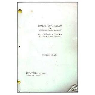 Powers Scriptbook