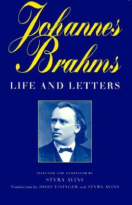 Johannes brahms life and letters by johannes brahms fandeluxe Image collections