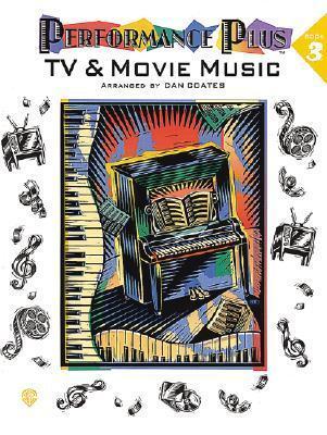 Performance Plus, Bk 3: Dan Coates -- TV & Movie Music