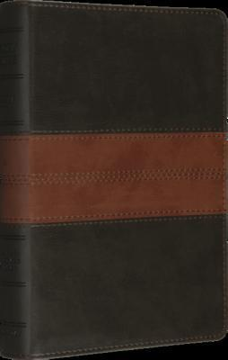 ESV Personal Size Reference Bible (TruTone, Forest