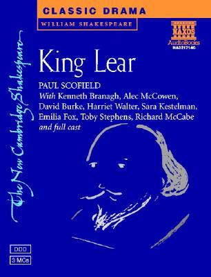 King Lear Audio Cassettes X 3