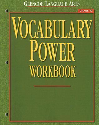Vocabulary Power Workbook, Grade 12