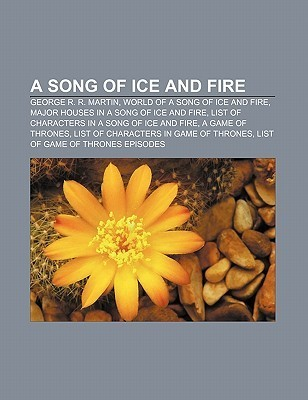 A Song of Ice and Fire: George R. R. Martin, World of a Song of Ice and Fire, Major Houses in a Song of Ice and Fire