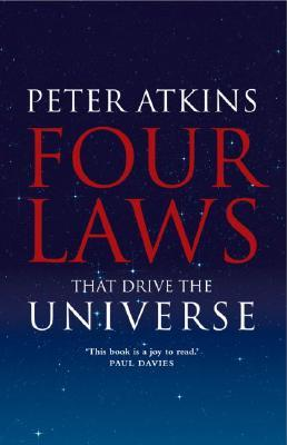 Four Laws That Drive the Universe(Very Short Introductions 226)