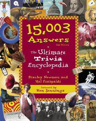 Descargas gratuitas de audiolibros del dominio público 15,003 Answers: The Ultimate Trivia Encyclopedia, 2nd Edition