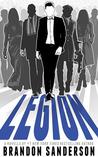 Legion by Brandon Sanderson