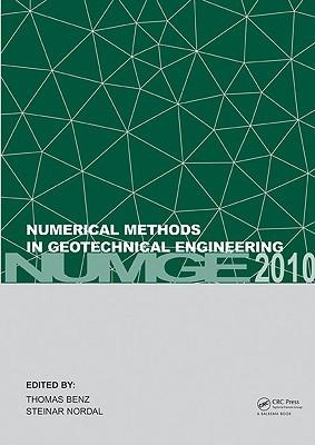 Numerical Methods in Geotechnical Engineering: (Numge 2010)