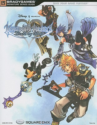 Kingdom Hearts by Brady Games