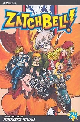 Zatch Bell!, Volume 24