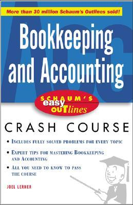 Schaum's Easy Outline of Bookkeeping and Accounting
