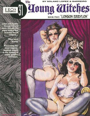 Young Witches Vol. 2: London Babylon