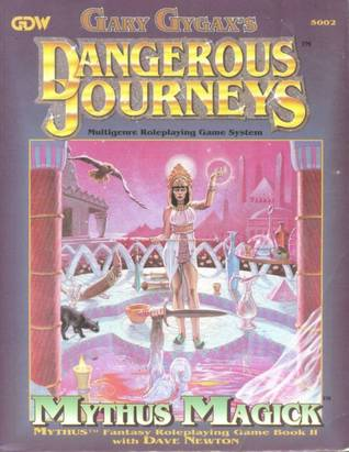 Mythus Magick (Dangerous Journeys #2)