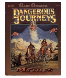 Mythus (Dangerous Journeys #1)