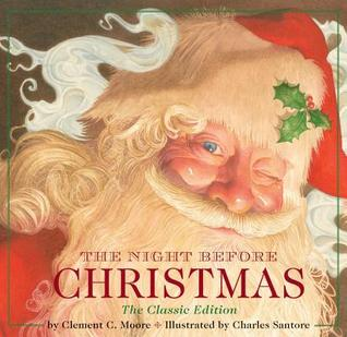 The Night Before Christmas Mini Edition by Clement C. Moore
