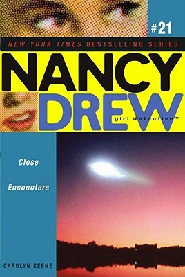 Close Encounters (Nancy Drew: Girl Detective, #21)