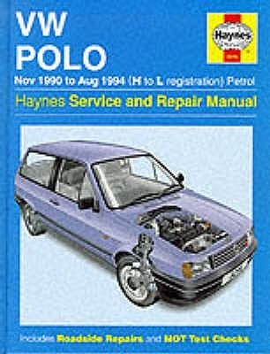 Vw Polo (Haynes Service And Repair Manual Series)