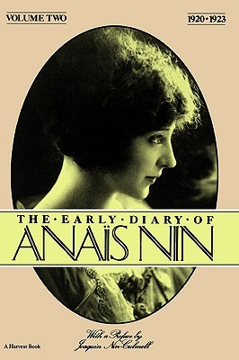Vol. 2: 1920-1923, The Early Diary of Anaïs Nin Book Cover