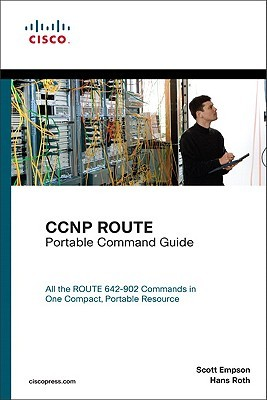 ccnp route portable command guide by scott empson rh goodreads com ccna portable command guide by scott empson ccna portable command guide by scott empson