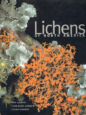 Lichens of North America by Irwin M. Brodo