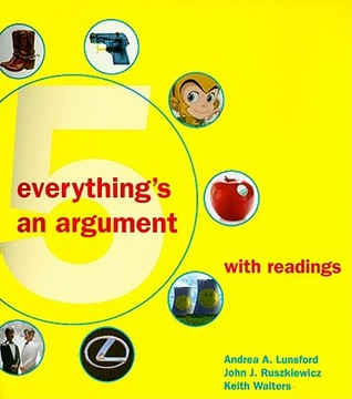 Everything's an Argument with Readings 5e & e-Chapter 28