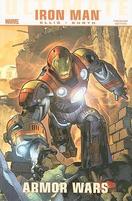 Ultimate Comics Iron Man by Warren Ellis