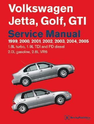 bentley publishing vw repair manual