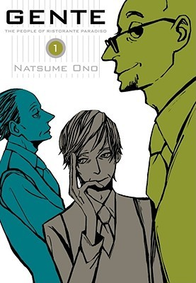 Gente, Vol. 1 by Natsume Ono