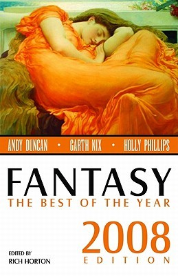 Fantasy: The Best of the Year, 2008 Edition