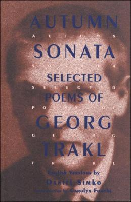 Autumn Sonata: Selected Poems