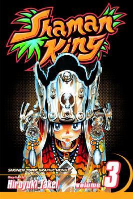 Shaman King, Vol. 3 by Hiroyuki Takei