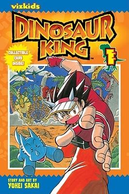 Dinosaur King, Vol. 1