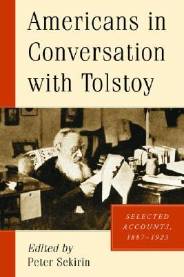 Americans in Conversation with Tolstoy: Selected Accounts, 1887-1923 EPUB