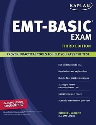 Kaplan emt basic exam by richard lapierre 5535101 fandeluxe Choice Image