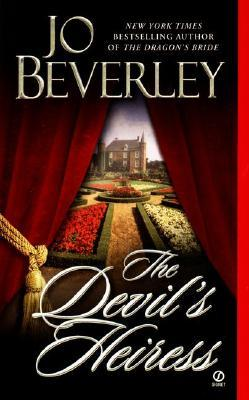 The Devil's Heiress (Three Heroes #3) by Jo Beverley