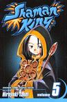 Shaman King, Vol. 5: The Abominable Dr. Faust