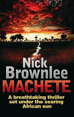 Machete (Jake and Jouma, #3)