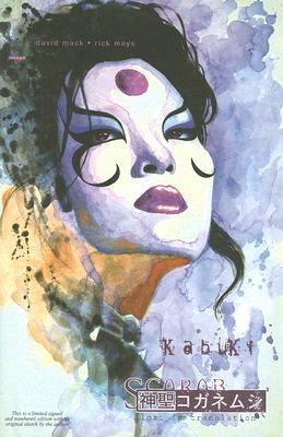 Kabuki Volume 6: Scarab Signed & Numbered Edition