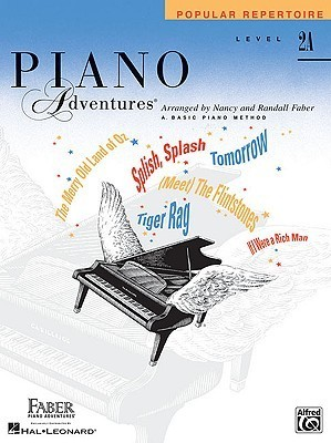 Piano Adventures Popular Repertoire, Level 2A