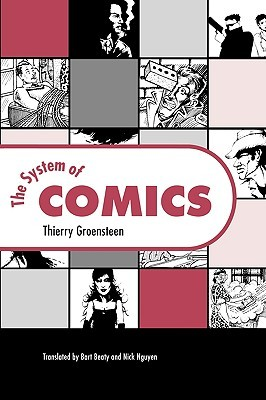 The System of Comics by Thierry Groensteen