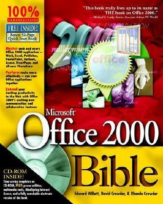 Microsoft Office 2000 Bible