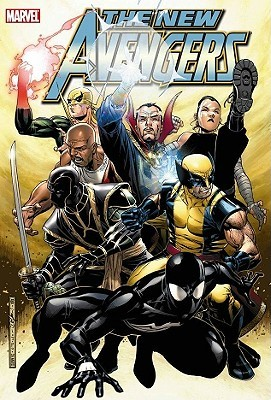 The New Avengers Collection Vol. 4