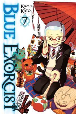 Blue Exorcist, Vol. 7 by Kazue Kato
