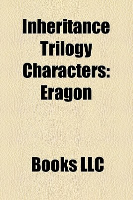 Inheritance Trilogy Characters: Eragon, Dragon Rider
