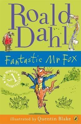 Ebook Fantastic Mr Fox by Roald Dahl read!