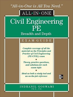 Civil Engineering PE All-In-One Exam Guide: Breadth and Depth