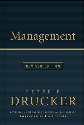Management Rev Ed by Peter F. Drucker