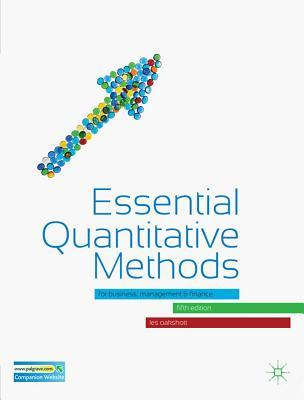 Quantitative Techniques For Management Book